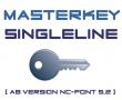 MASTERKEY-Singleline